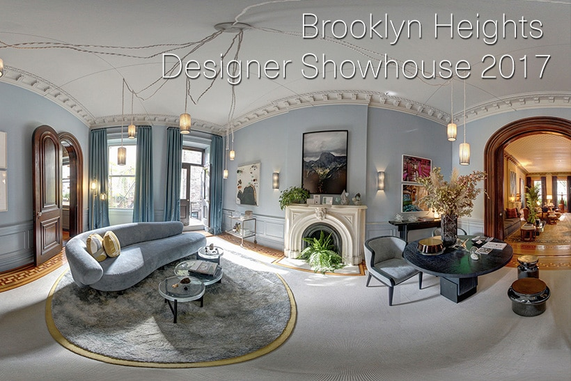 Brooklyn Heights Designer Showhouse 2017