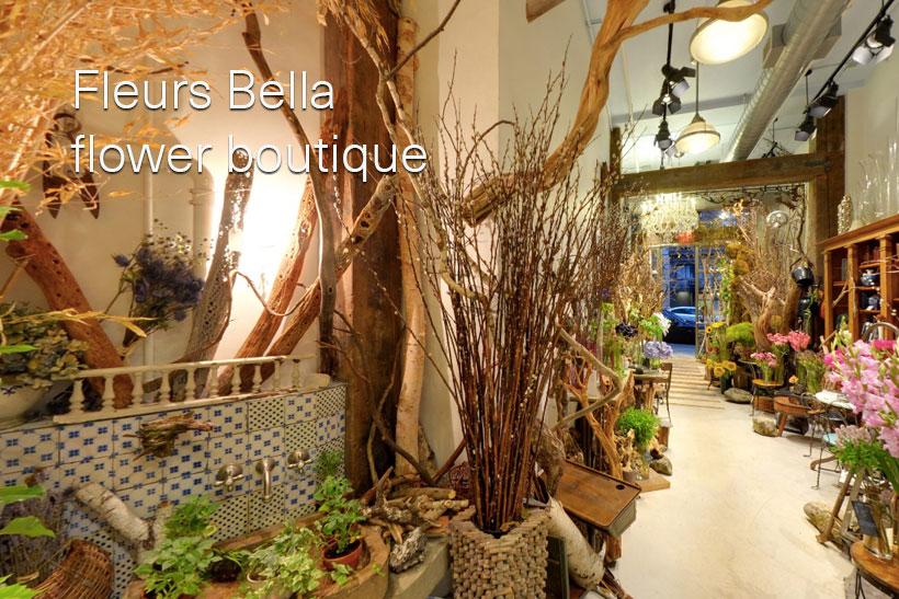 Fleurs Bella flower shop