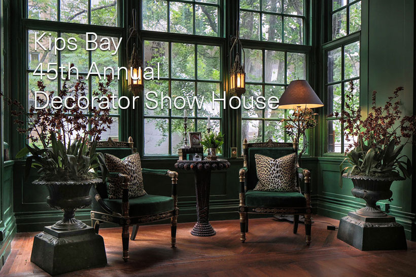 Kips Bay Decorators Show House 2017