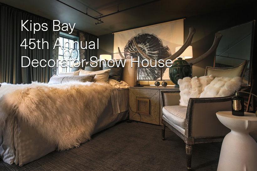 Kips Bay Decorators Show House 2017