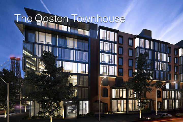 The Oosten Townhouse