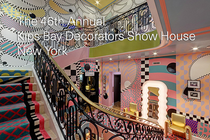 The 46th Annual Kips Bay Decorator Show House New York 2018