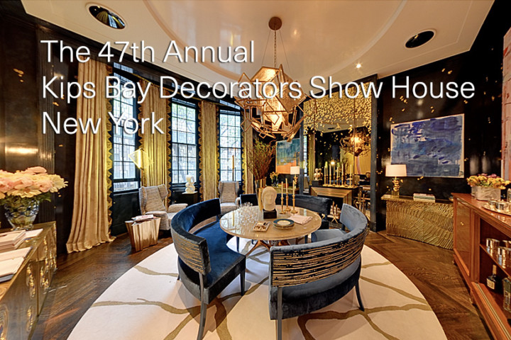 The 47th Annual Kips Bay Decorator Show House New York 2019