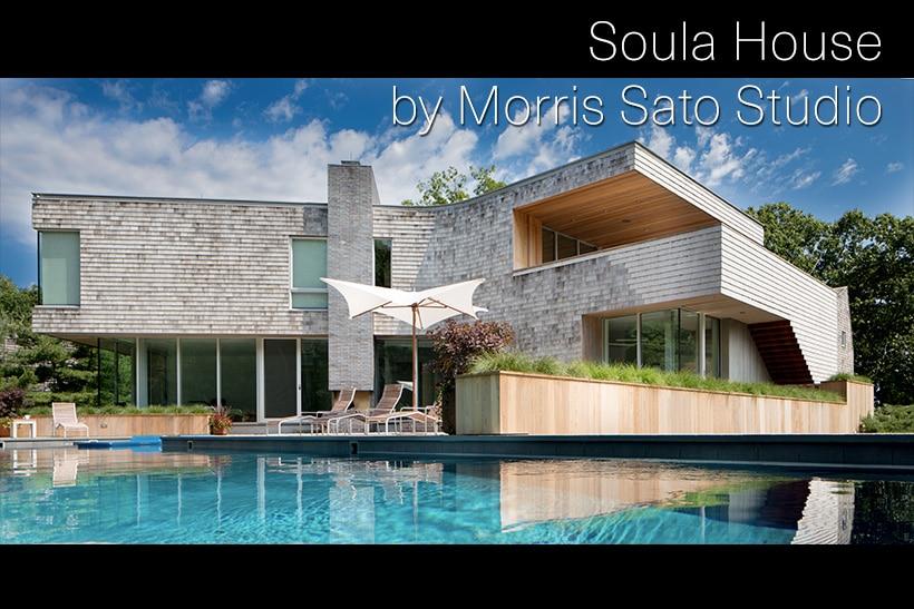 Soula House by Morris Sato Studio