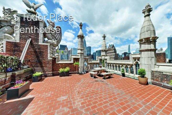 5 Tudor Place Penthouse